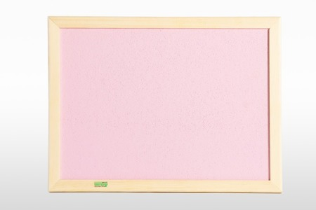 Tablica korkowa barwiona w ramie drewnianej 60x100 cm