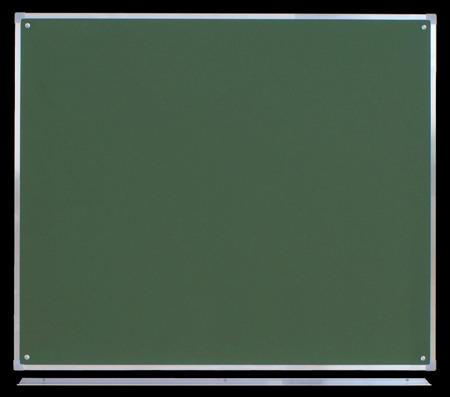 Tablica magnetyczno-suchościeralna w ramie aluminiowej 100x120 cm zielona